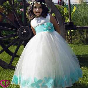 Adorables Tendencias En Los Vestidos De Pajes Chicdress